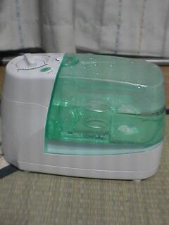 イオン加湿器